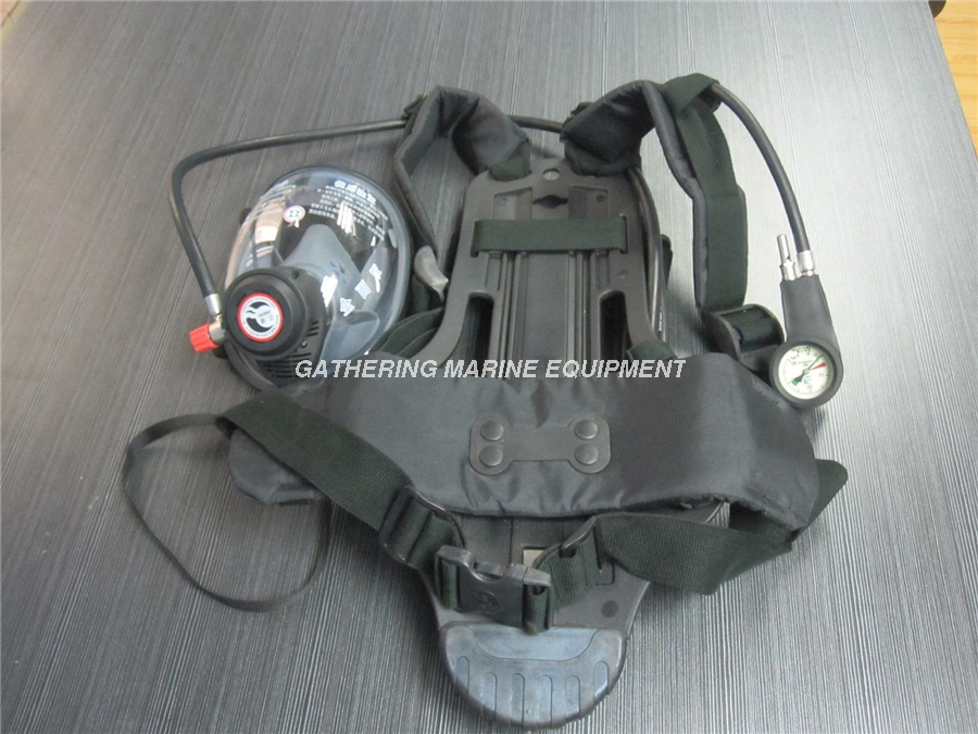 Self-Contained Air Breathing Apparatus (SCBA)